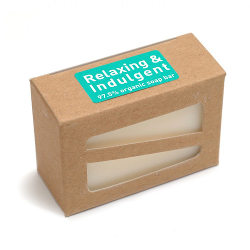 Relaxing & Indulgent Organic Soap Bar