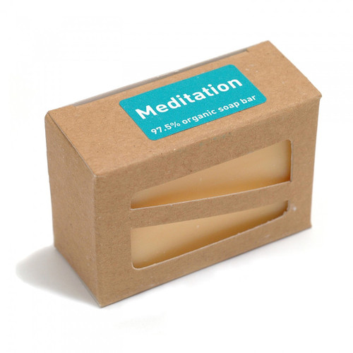 Meditation Organic Soap Bar