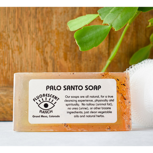 Natural Palo Santo Soap