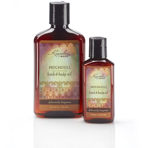 Patchouli Bath & Body Oil