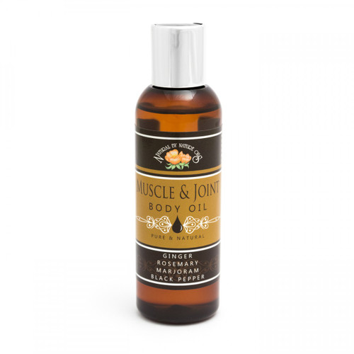 Muscle & Joint Massage & Body Oil (100ml)