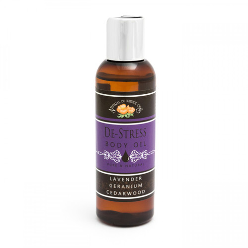 Destress Massage & Body Oil (100ml)