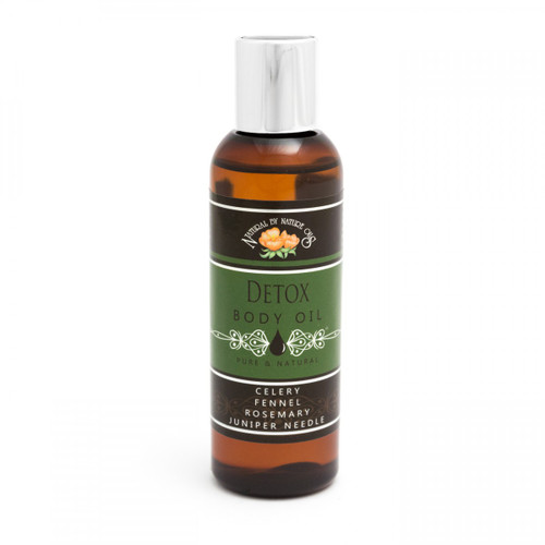 Detox Massage & Body Oil (100ml)
