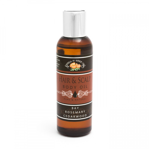 Hair & Scalp Massage & Body Oil (100ml)