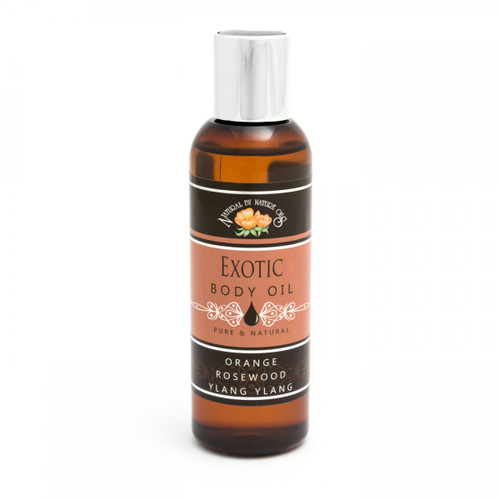 Exotic Massage & Body Oil (100ml)