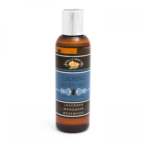 Calming Massage & Body Oil (100ml)
