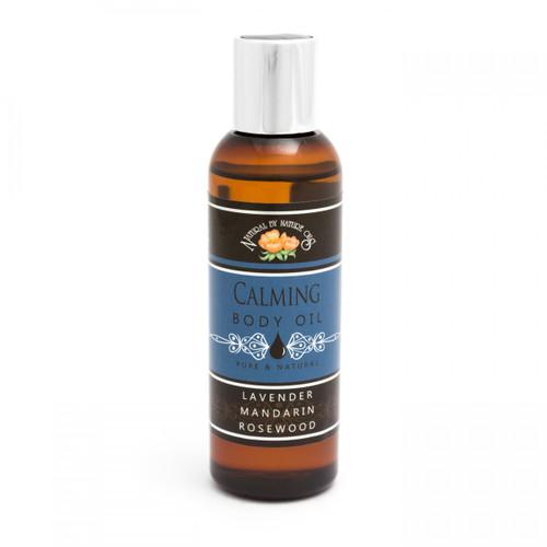 Calming Massage & Body Oil (100ml)