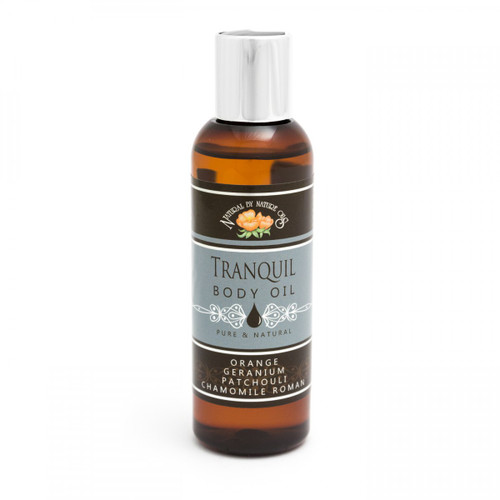 Tranquil Massage & Body Oil (100ml)