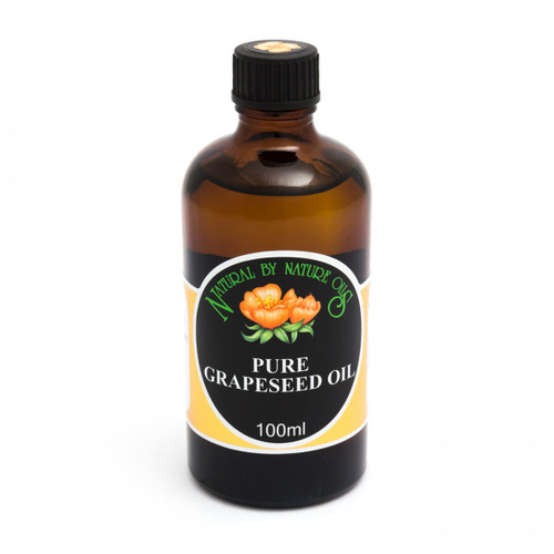 Pure Grapeseed Carrier Oil (100ml)