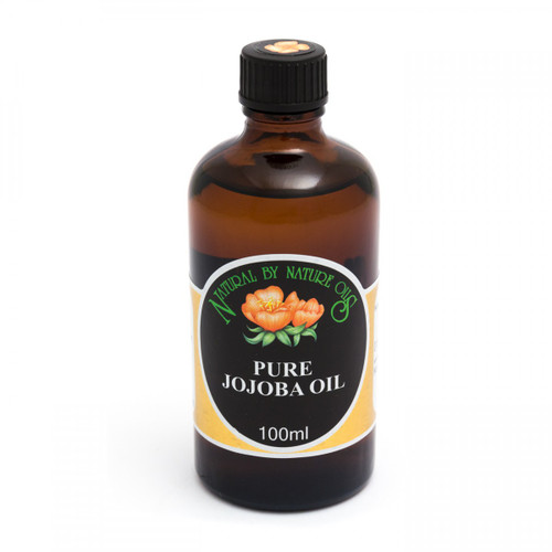 Pure Jojoba Carrier Oil (100ml)