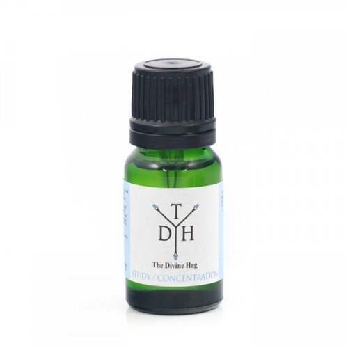 Study & Concentration Organic Diffuser Oil (10ml)
