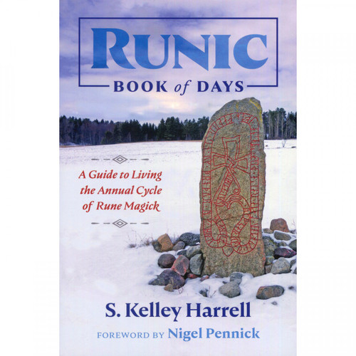 Runic Book of Days by S. Kelley Harrell