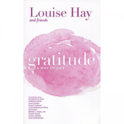 Gratitude by Louise Hay