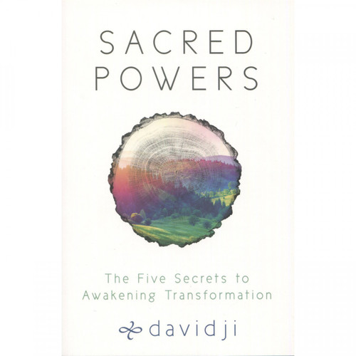 Sacred Powers by Davidji