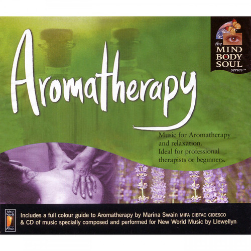 CD:  Aromatherapy by Llewellyn