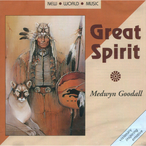 CD: Great Spirit - Medwyn Goodall