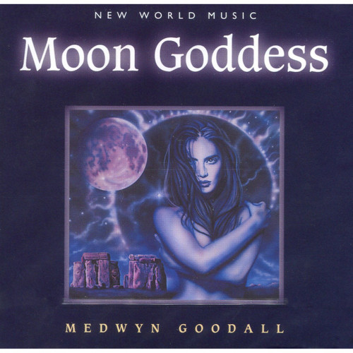 CD: Moon Goddess - Medwyn Goodall