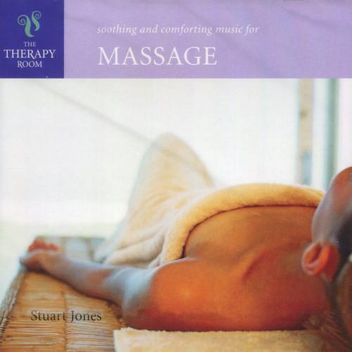 CD: Massage - Stuart Jones