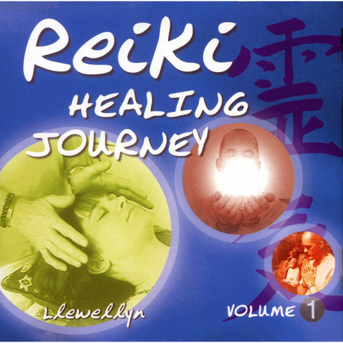CD:  Reiki Healing Journey by Llewellyn