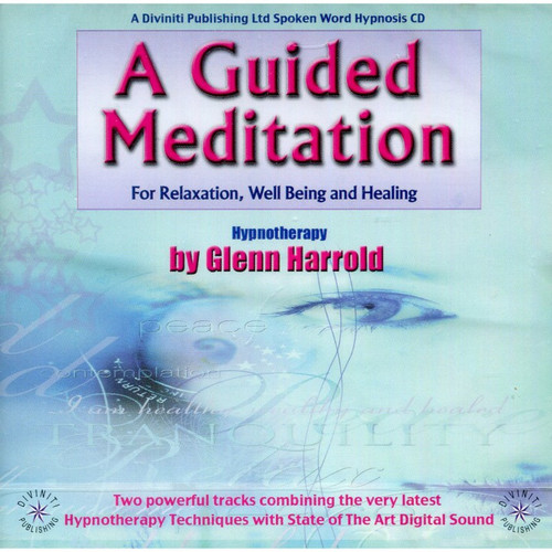 CD: A Guided Meditation by Glenn Harrold