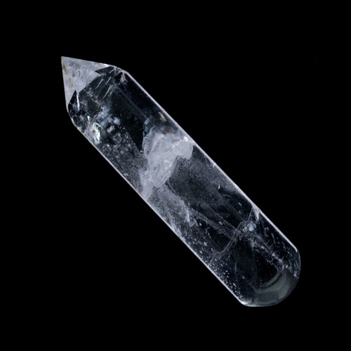 Clear Quartz Crystal Massage Wand