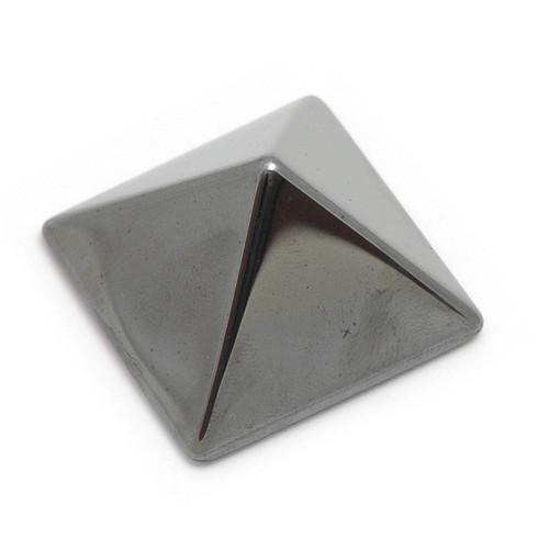 Hematite Crystal Pyramid (40mm base)