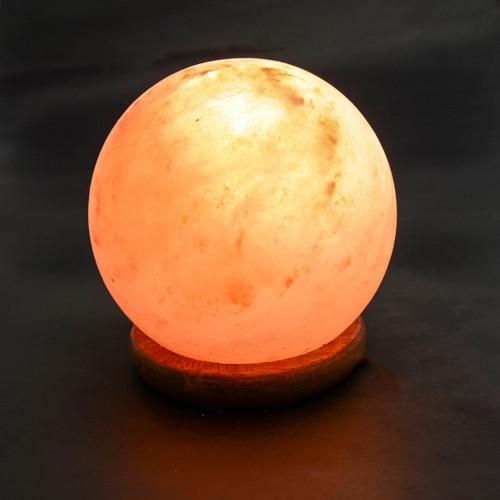 Himalayan Salt Lamp Sphere (11-12cm)