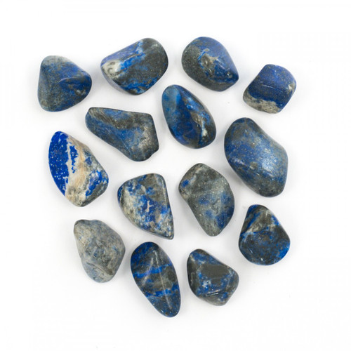Lapis Lazuli Tumblestone (from Afghanistan)