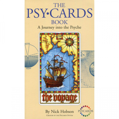The Psycards Book by Nick Hobson