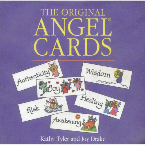 The Original Angel Cards (Cards Only) by Kathy Tyler & Joy Drake