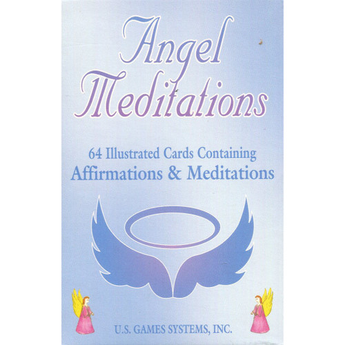 Angel Meditations Cards by Sonia Cafe & Neide Innecco