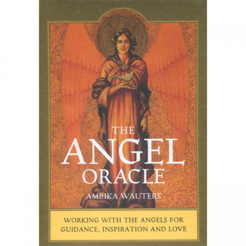 The Angel Oracle (Card & Book Set) by Ambika Wauters