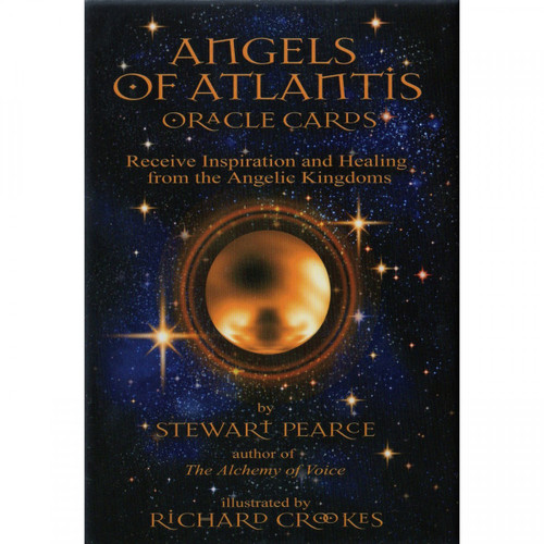 Angels of Atlantis Oracle Cards by Stewart Pearce