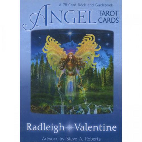 Angel Tarot Cards by Radleigh Valentine