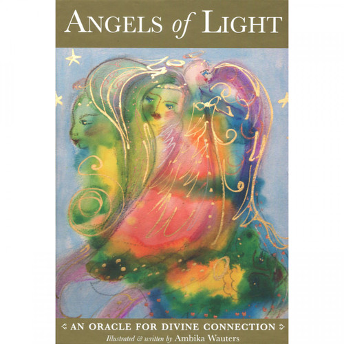 Angels of Light Oracle by Ambika Wauters