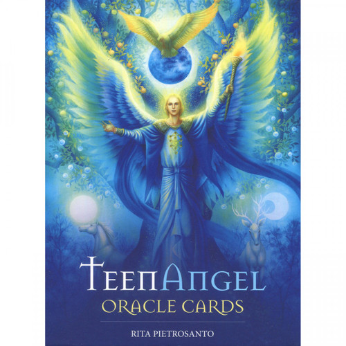 TeenAngel Oracle Cards by Rita Pietrosanto