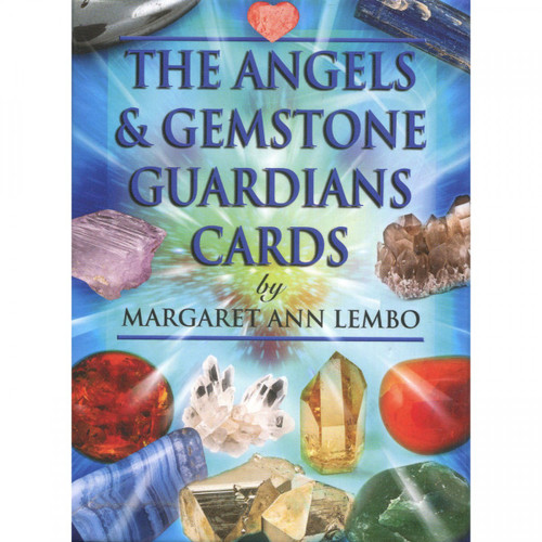 The Angels & Gemstone Guardians Cards by Margaret Ann Lembo