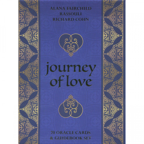 Journey of Love Oracle by Alana Fairchild