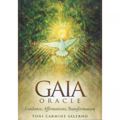 Gaia Oracle by Toni Carmine Salerno