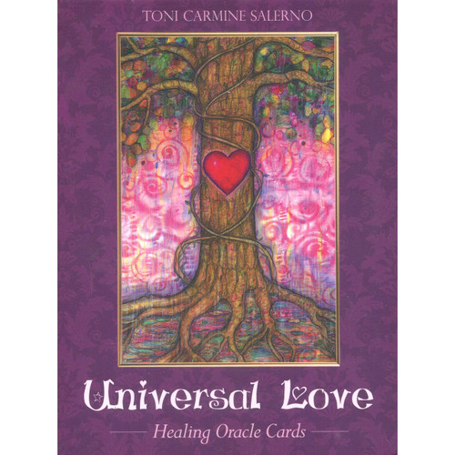 Universal Love Oracle Cards by Toni Carmine Salerno