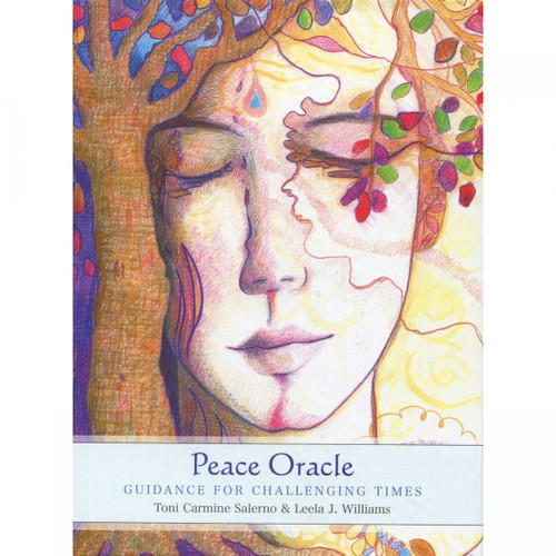 Peace Oracle  by Toni Carmine Salerno & Leela J. Williams