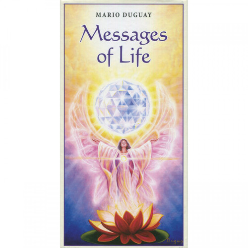 Messages of Life Oracle by Mario Duguay