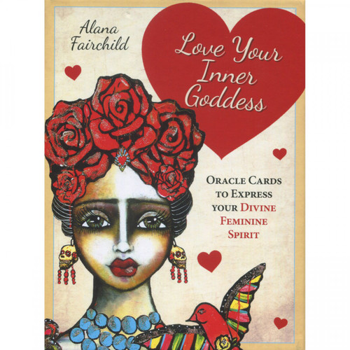 Love Your Inner Goddess Cards by Alana Fairchild