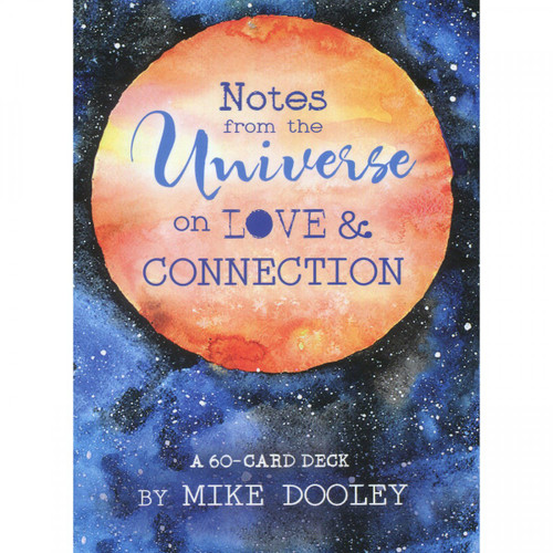 Notes From the Universe on Love & Connection Cards by Mike Dooley