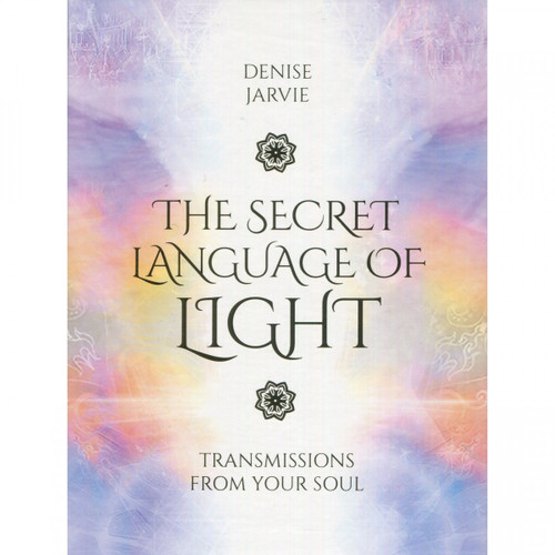 The Secret Language of Light Cards by Denise Jarvie