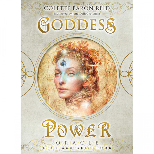 Goddess Power Oracle (Deluxe Edition) by Colette Baron-Reid