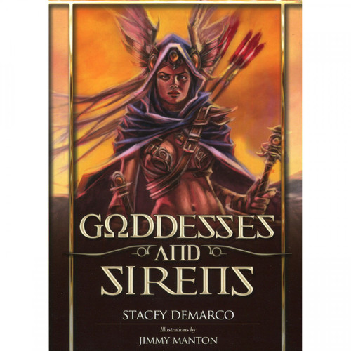 Goddesses & Sirens Oracle by Stacey Demarco