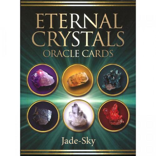Eternal Crystals Oracle Cards by Jade-Sky