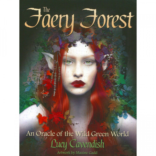 The Faery Forest Oracle by Lucy Cavendish