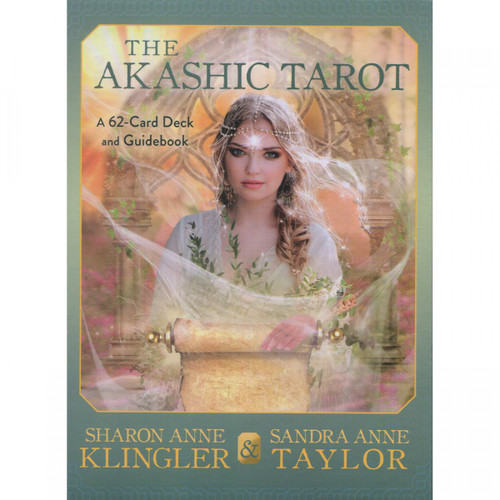 The Akashic Tarot by Sharon Anne Klingler